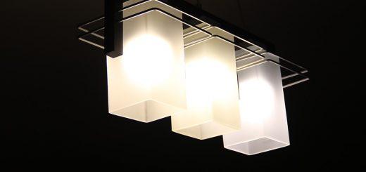 chandelier-geometric
