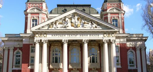 National-theatre-Bulgaria