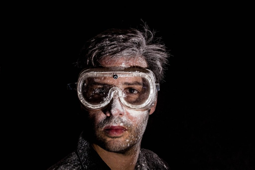 зашитни очила