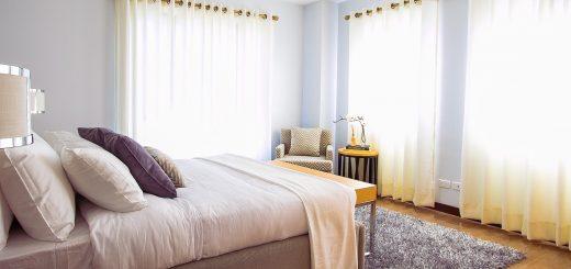 От какво се нуждае спалнята в дома ни?