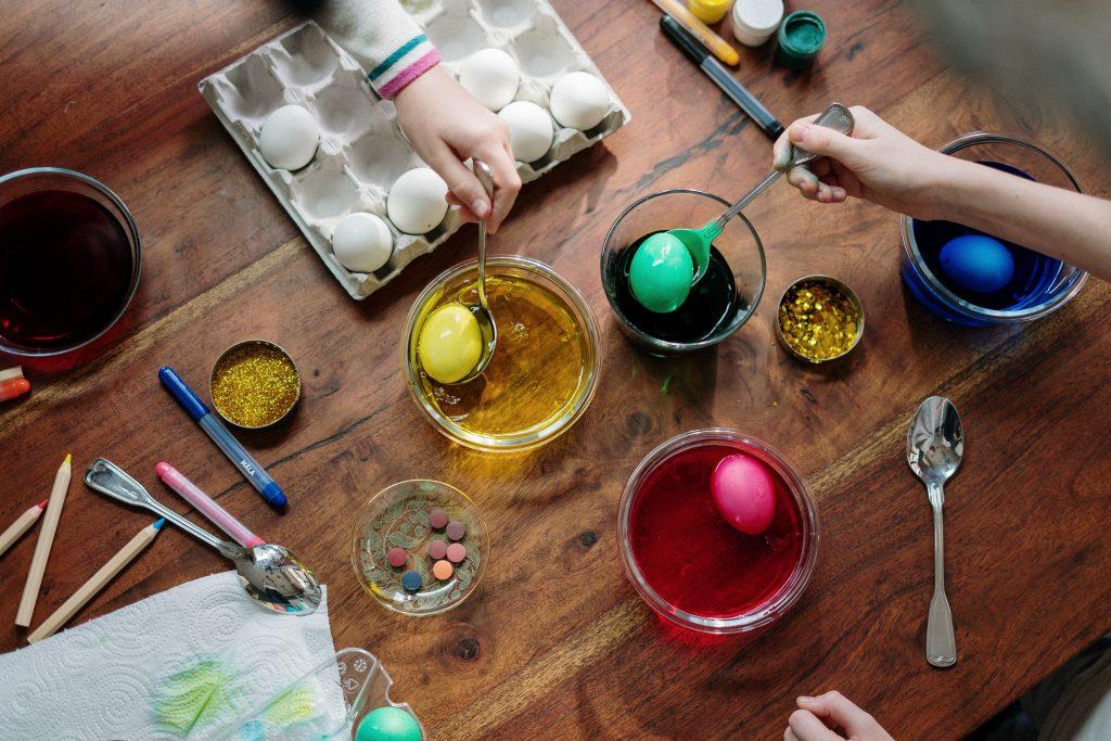 Как да внесем позитивно настроение за Великден у дома? 4