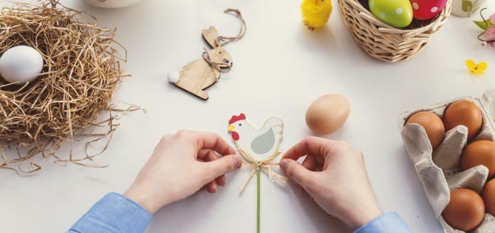 Време е да украсим за Великден! - Имоти Доверие