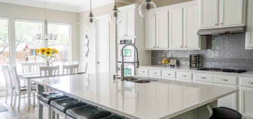 Почистване на кухнята с домашно приготвени препарати