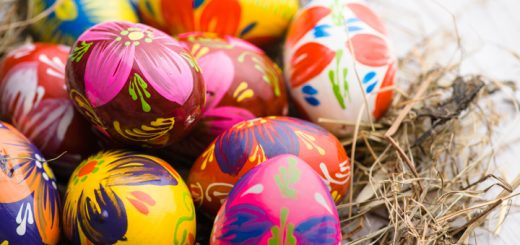 Уютни домашни празници, Светъл Великден! - 1