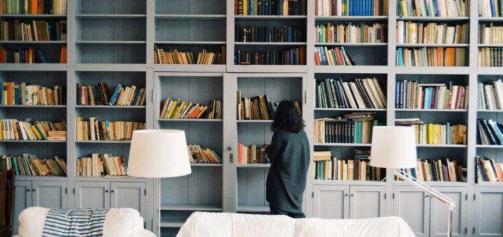 Библиотеката у дома. Какво да изберем? - Имоти Доверие